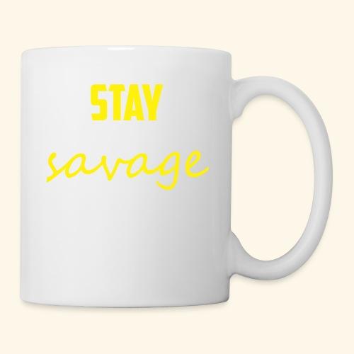 Stay Savage - Mug