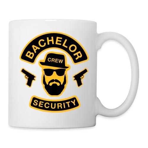 Bachelor Security - JGA T-Shirt - Bräutigam Shirt - Tasse