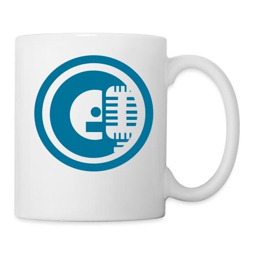 GrooveFM Logo - Tasse