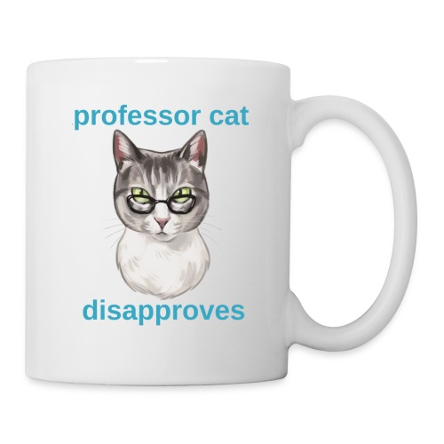 Professor Cat - Tasse