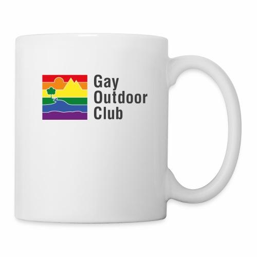 GOC Logo Black Text - Mug
