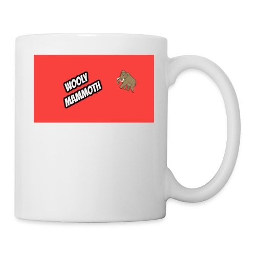 Wooly Mammoth accessories design - Mug