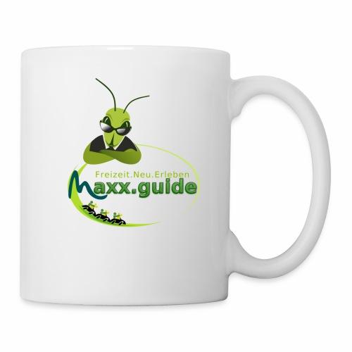 Freizeit.Neu.Erleben mit maxx.guide! - Tasse