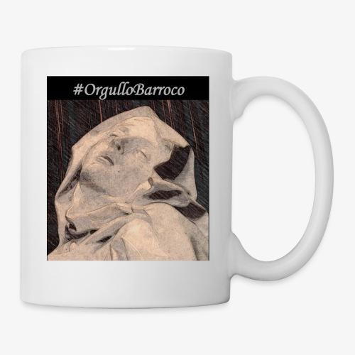#OrgulloBarroco Teresa dibujo - Taza