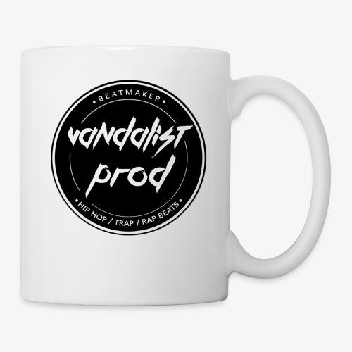 Logo Vandalist Prod - Mug blanc