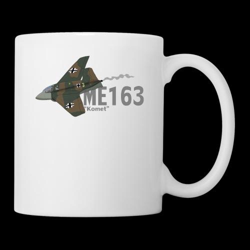 Me 163 Komet (Writing) - Tazza