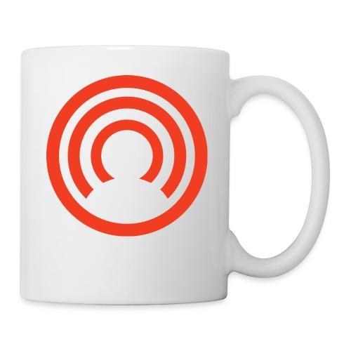 CloakCoin - Mug blanc