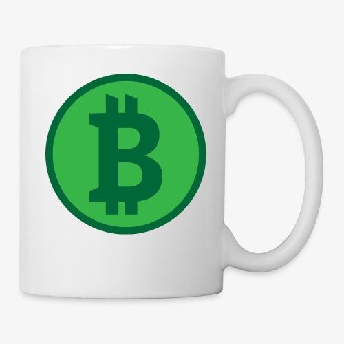 Bitcoin - Mug blanc