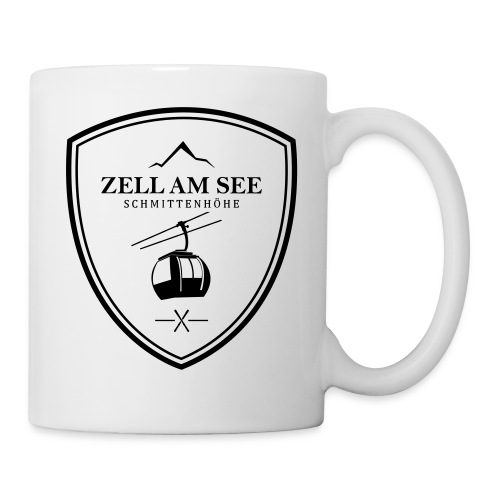 Zell am See Embleem - Mok