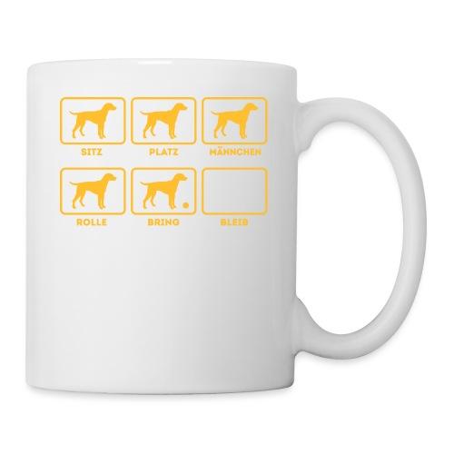 Für alle Hundebesitzer mit Humor - Tasse
