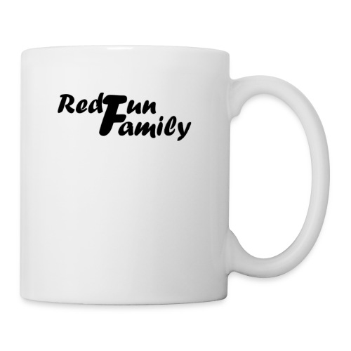 RedfunFamily - Mug blanc