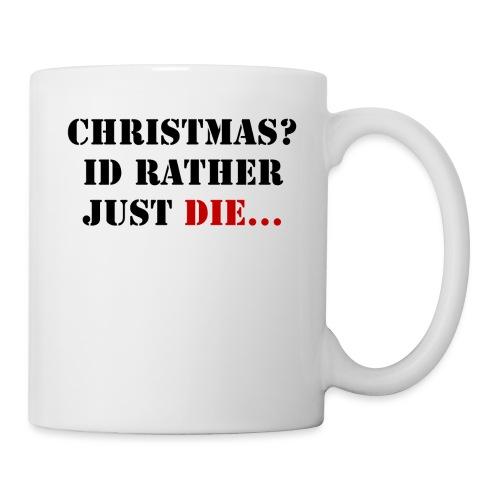 Christmas joy - Mug