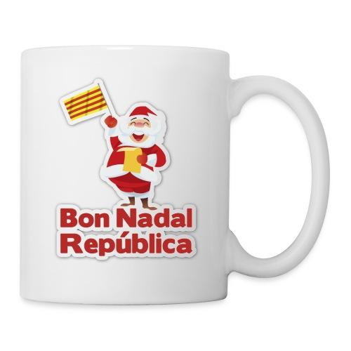 BON NADAL REPUBLICA CATALANA - Taza
