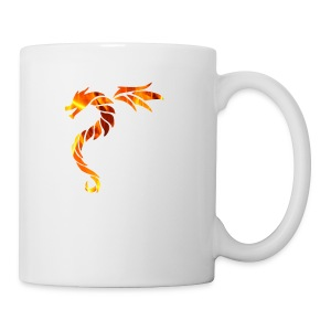 dragon fire 2 - Tasse