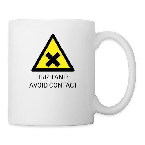 Irritant: Avoid Contact - Mug