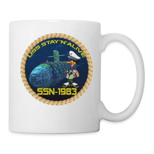 Command Badge SSN-1983 - Mug