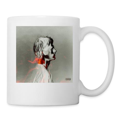 napalm cover - Mug blanc
