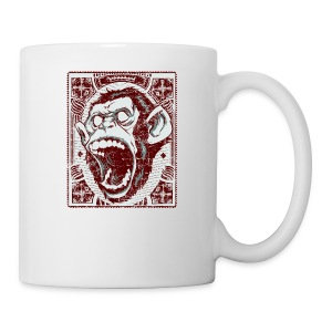 Screaming Monkey - Tasse