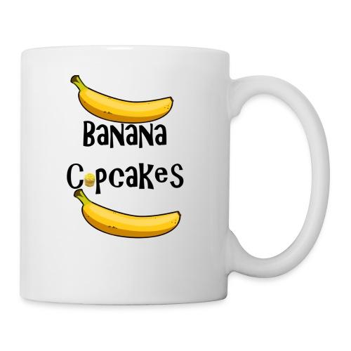 Banana Cupcake - Mug