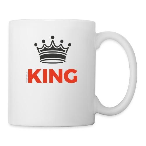 Du bist King - Tasse
