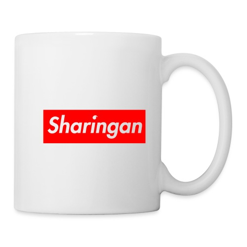 Sharingan tomoe - Mug blanc