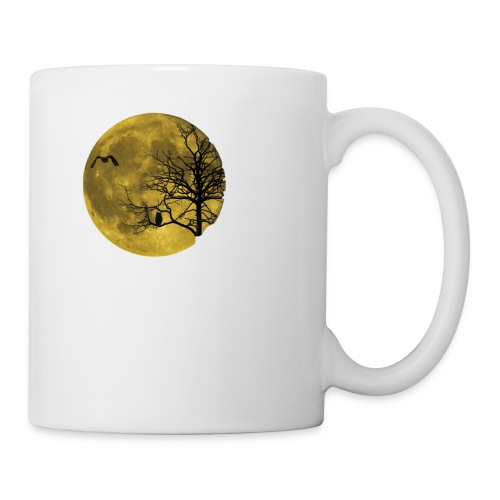 Vollmond Eule - Tasse