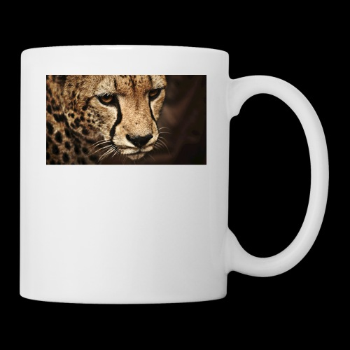 guepard - Mug blanc