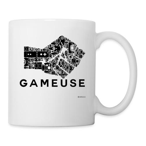 POING GAMEUSE - Mug blanc