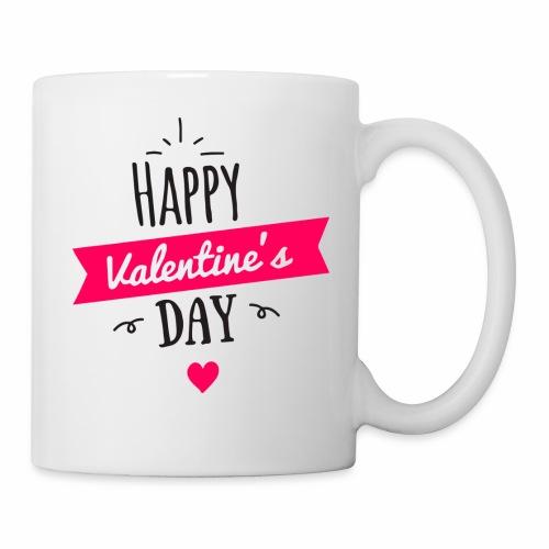 Feliz San Valentin - Taza