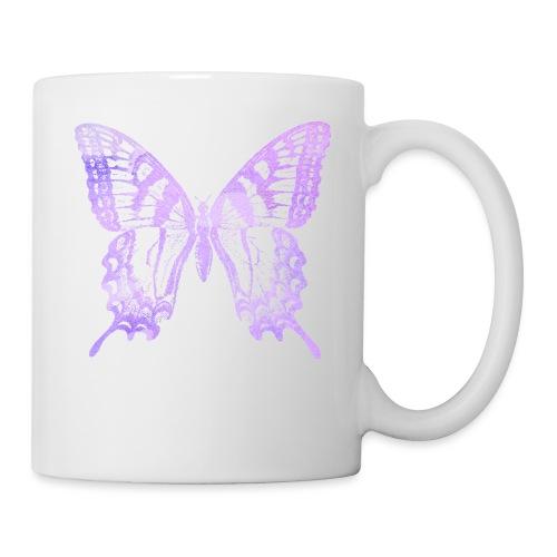 Watercolor Butterfly - Mug blanc