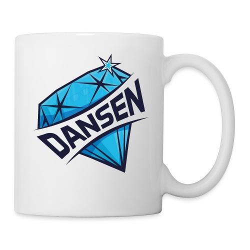 Dansen Logo Full Print - Tasse