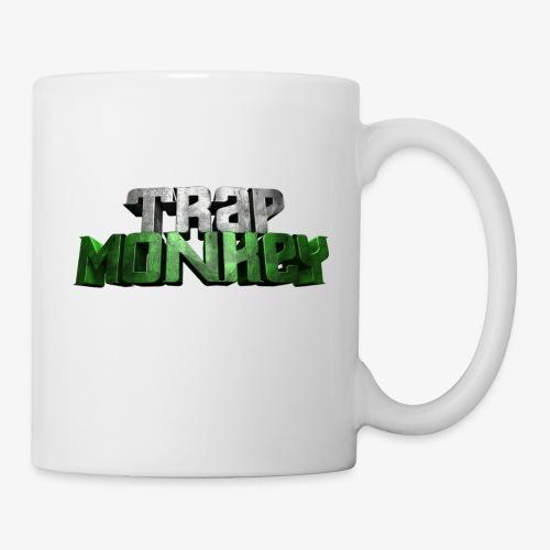 Trap Monkey 2 - Mug blanc