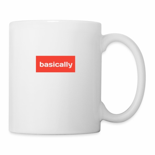 Basically merch - Mug