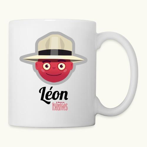 Leon (Le Monde des Pawns) - Mug blanc
