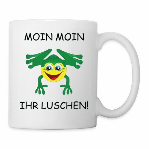 Frosch Tasse - Tasse