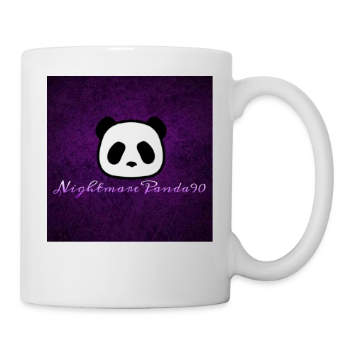 nightmare panda watermark - Mug