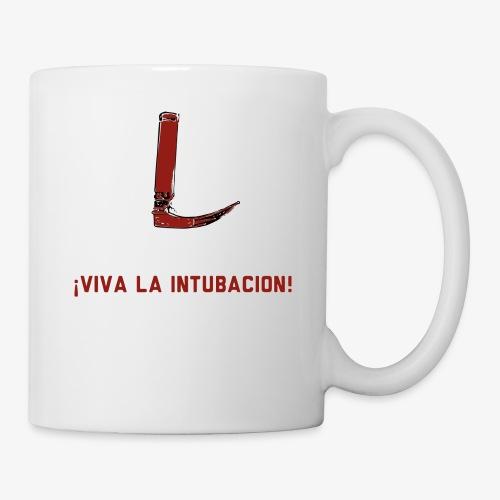 Viva la intubación! - Tasse