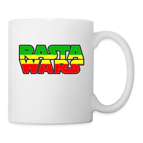 RASTA WARS KOUALIS - Mug blanc