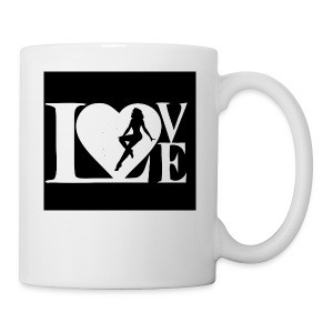 Love Girl - Tasse