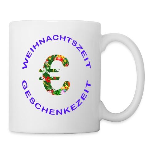 Weihnachtszeit - Geschenkezeit (1) - Tasse
