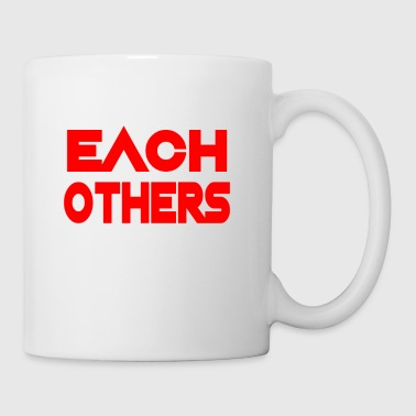 We Finish Each Others Sandwiches Gift - Mug