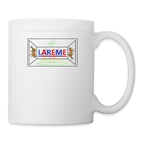 Larème the best - Mug blanc