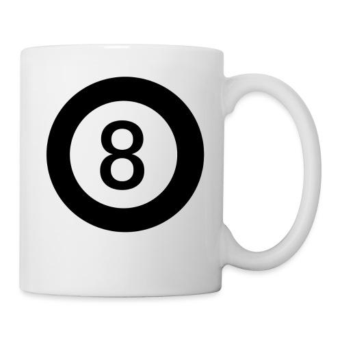 Black 8 - Mug