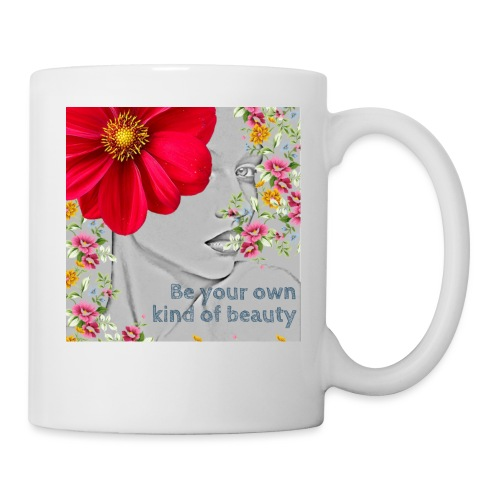 Girly - Mug blanc