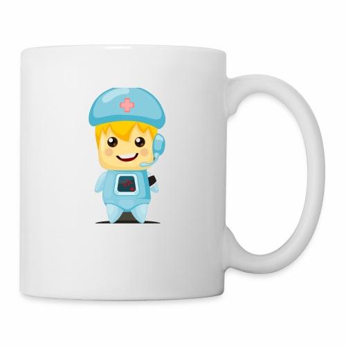 robot medico - Taza
