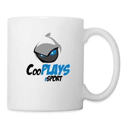 CooPLAYS eSPORT - Mug blanc
