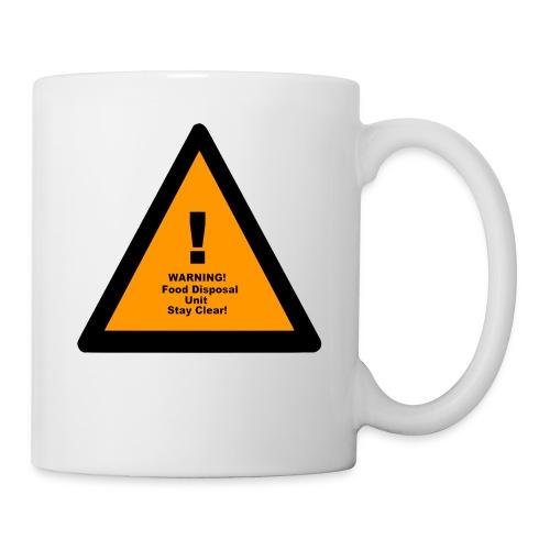Food disposal unit - Mug