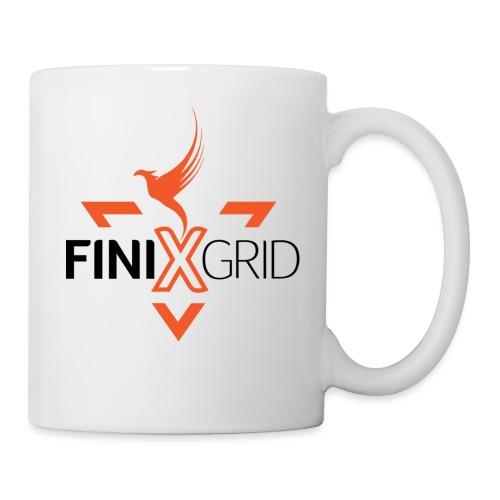 FinixGrid Orange - Mug
