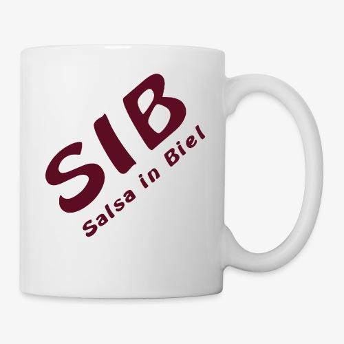 Tanzschule SIB / Salsa In Biel - Tasse
