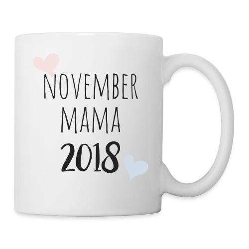 November Mama 2018 - Tasse